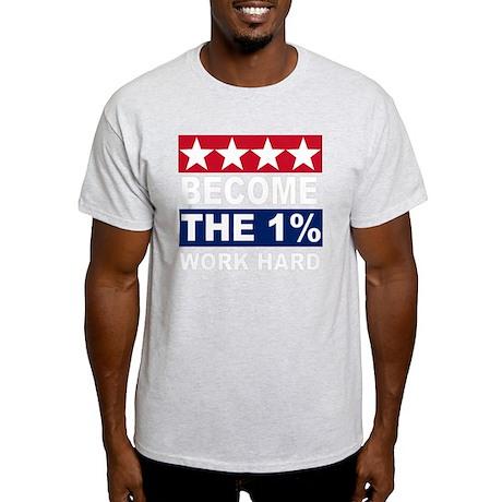 1%(blk) Light T-Shirt