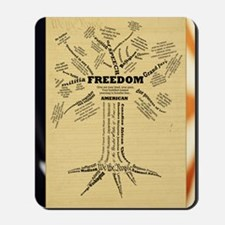 FreedomTree-LG Mousepad