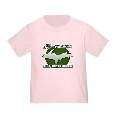 Better Than Your Peninsula Toddler T-Shirt