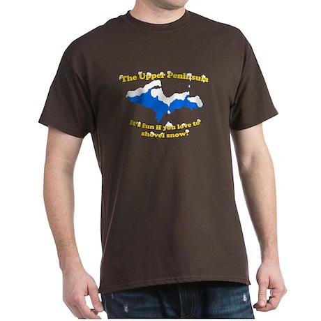 Do You Like Shoveling Snow? Dark T-Shirt