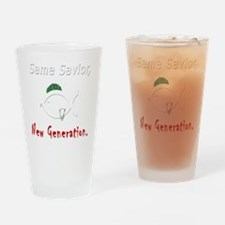 new-generation-white-itouch Drinking Glass