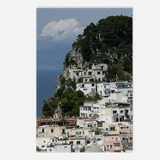 CAPRI: View of CAPRI from Postcards (Package of 8)