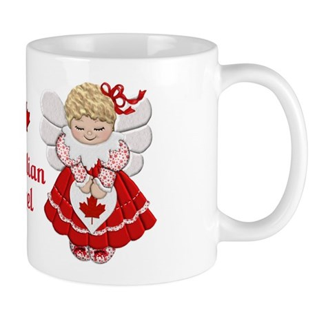 Canadian Angel Mug