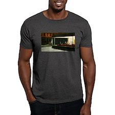 Nightbunnies Charcoal T-Shirt