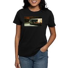 Nightbunnies Women's Violet T-Shirt