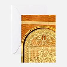 Europe, Holland, Amsterdam. Rijksmus Greeting Card