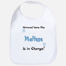 Maltese Charge Bib