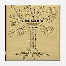 FreedomTree_9x12 Tile Coaster