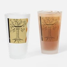 FreedomTree_9x12 Drinking Glass