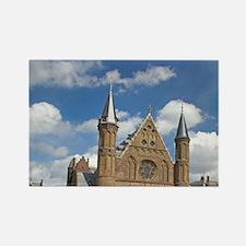 The Binnenhof inner court and The Rectangle Magnet