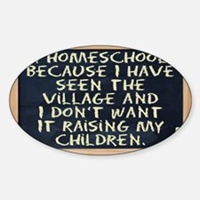 homeschool-laptop Decal