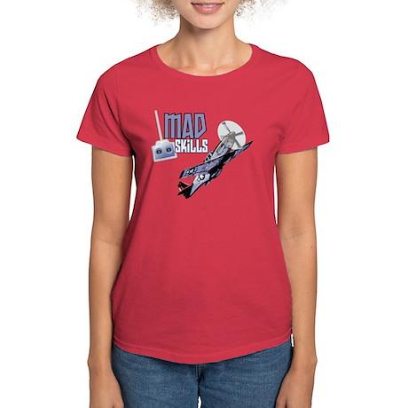 Mad Skills Women's Dark Colors T-Shirt