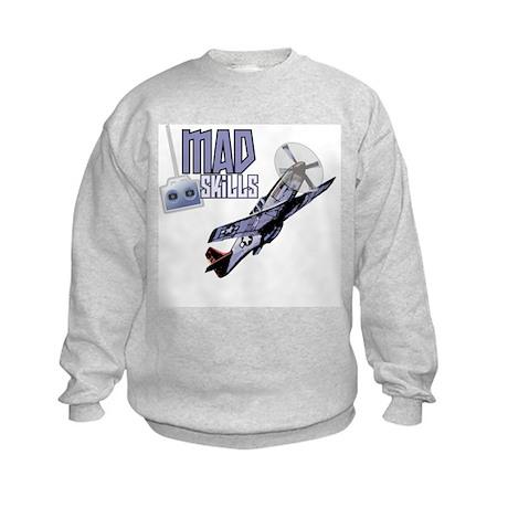 Mad Skills Kids Sweatshirt