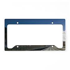 COLLE DEL GRAN SAN BERNARDO:  License Plate Holder