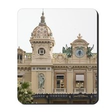 Fountains and gardens of world famous Mo Mousepad