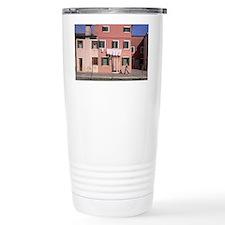 Europe, Italy, Venice, Colorful Travel Mug