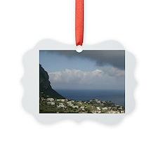 CAPRI: Capri Town from Giardini d Ornament