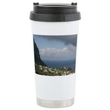 CAPRI: Capri Town from Giardini Travel Mug