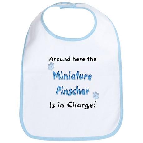 Min Pin Charge Bib