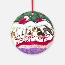 dannibuns_mousepad Round Ornament
