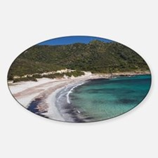 Italy, Sardinia, Teulada. Beach. Decal