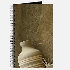 Norway, Egersund, potter's tools Journal