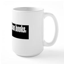 TVisgooderthanbooks Mug