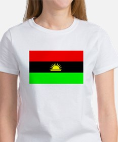 Biafran flag Women's T-Shirt
