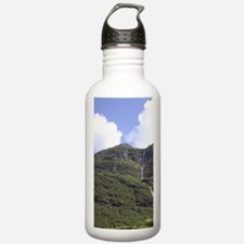 View from Flam Railway Sports Water Bottle