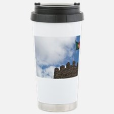 Sintra. The 9th century Moorish Travel Mug