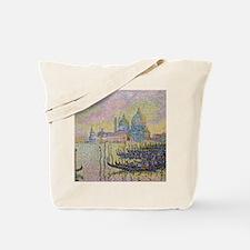 Venice by Signac Tote Bag
