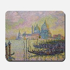 Venice by Signac Mousepad
