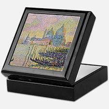Venice by Signac Keepsake Box