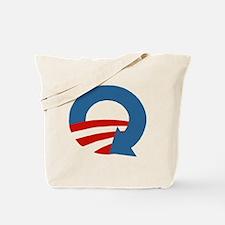 Obama_recycle Tote Bag