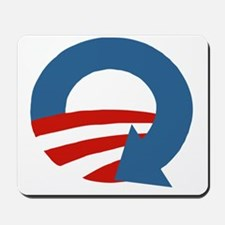 Obama_recycle Mousepad