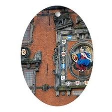 Groothoofdspoort (aka Alva gate) loc Oval Ornament