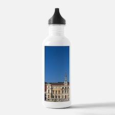 The City Hall of Bilba Water Bottle