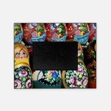 Funny Russia doll Picture Frame