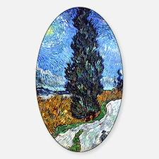 Van Gogh Decal