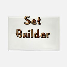 Set Builder Rectangle Magnet