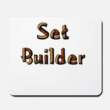 Set Builder Mousepad