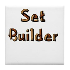 Set Builder Tile Coaster