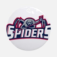 New Mexico Spiders Ornament (Round)