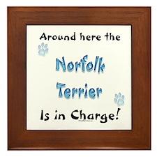 Norfolk Charge Framed Tile