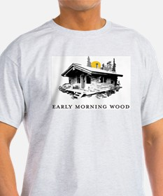 Early Morning Wood T-Shirt