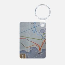 Largest city north of the  Keychains