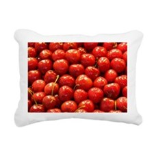 (aka Mercat de la Boquer Rectangular Canvas Pillow