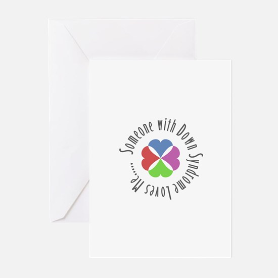 Down Syndrome Greeting Cards (Pk of 10)