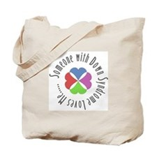 Down Syndrome Tote Bag