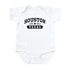 Houston Texas Infant Bodysuit